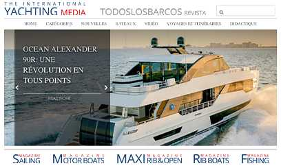 La revista de The International Yachting Media