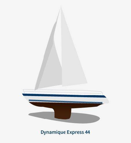 Dynamique Yachts Express 44