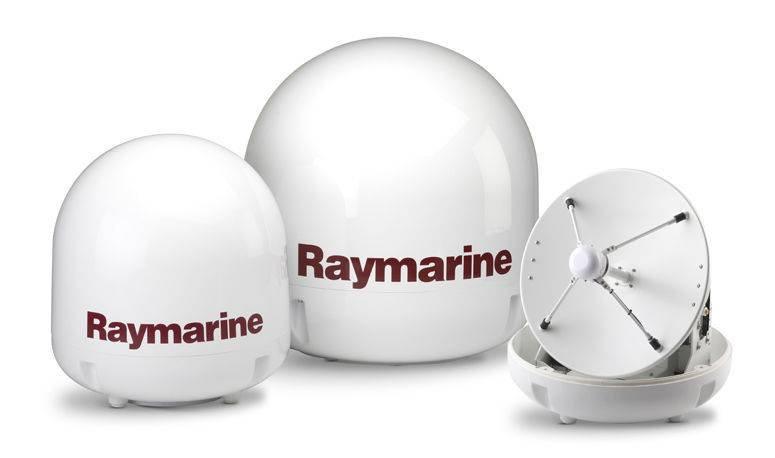 Sistemi Antenne TV Satellitari Raymarine