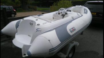 Avon Seasport 320 dl jet