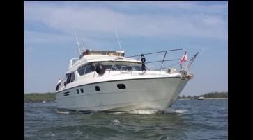 Marine Projects Princess 48