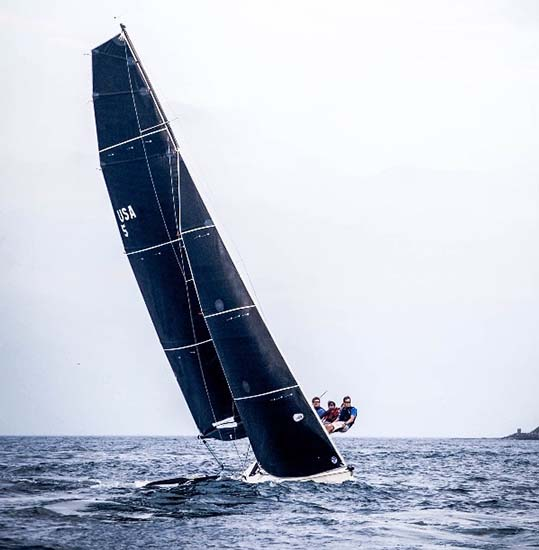 North Sails lancia 3DI RACE Performance ottimizzate e durata nel