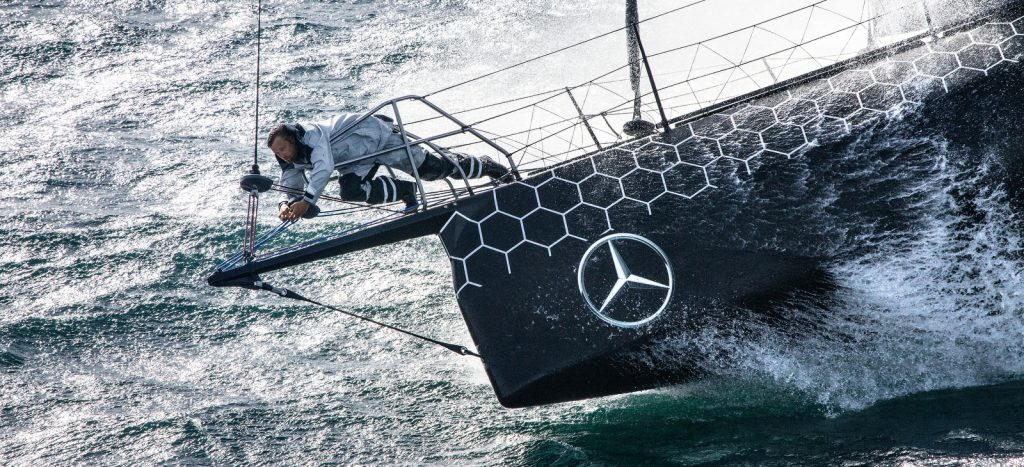Alex Thomson estará en la Vendée Globe 2020