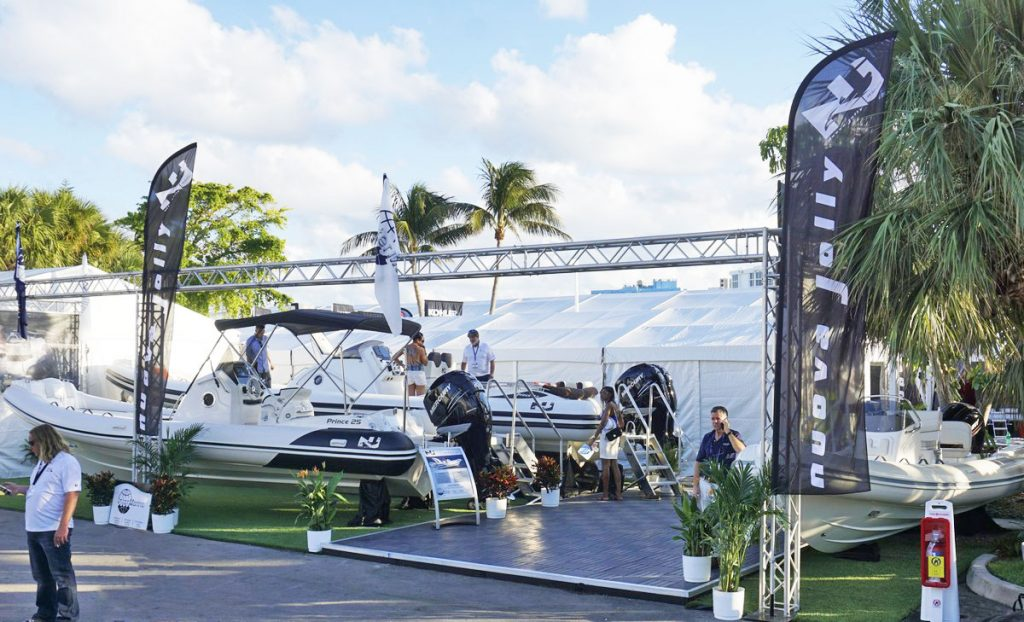 Nuova Jolly, desde Fort Lauderdale International Boat Show hasta América completa