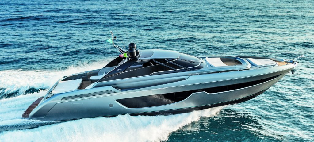 Riva 76 Bahamas, debut en el Fort Lauderdale International Boat Show
