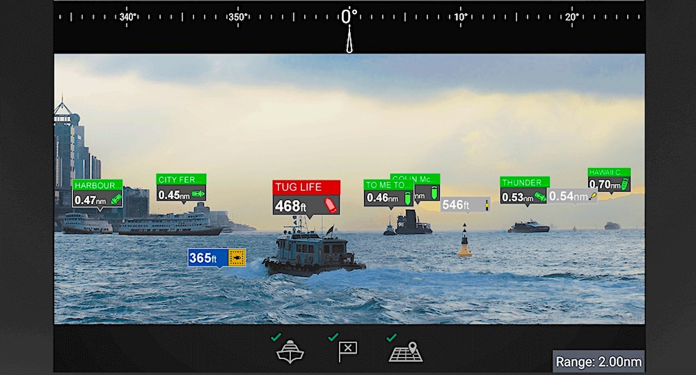 Clear Cruise Augmented Reality