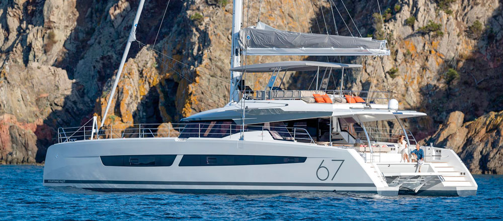 alegria 67 fountaine pajot sailing catamarans 1
