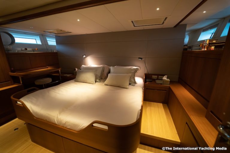 Master Cabin Contest Yachts