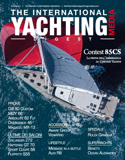 The International Yachting Media Digest Abril junio Numero dos