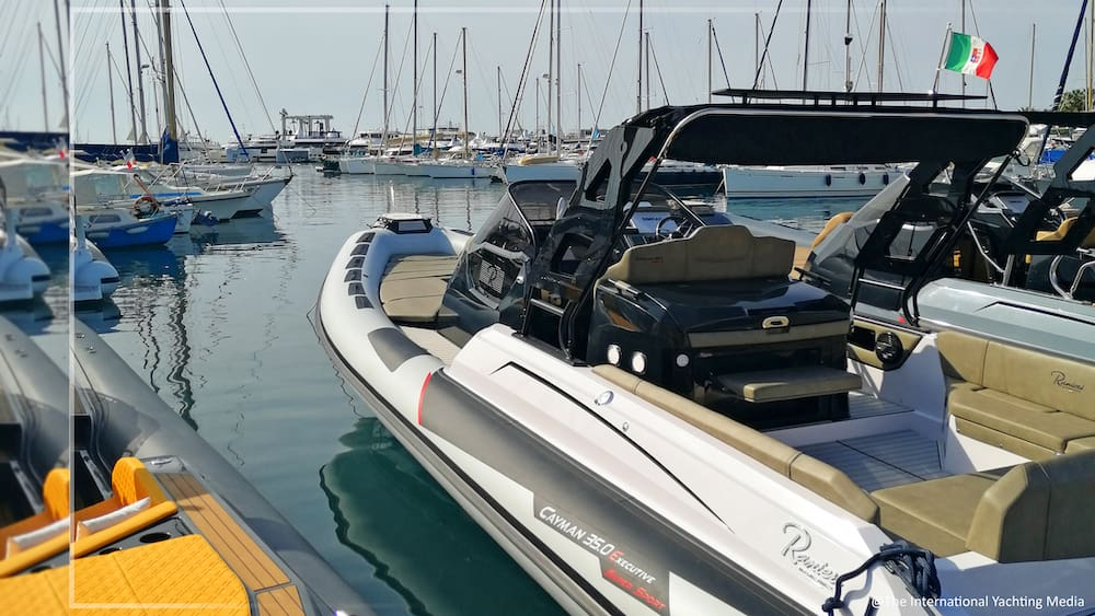 Cayman 35.0 Executive Ranieri International Cannes 2019