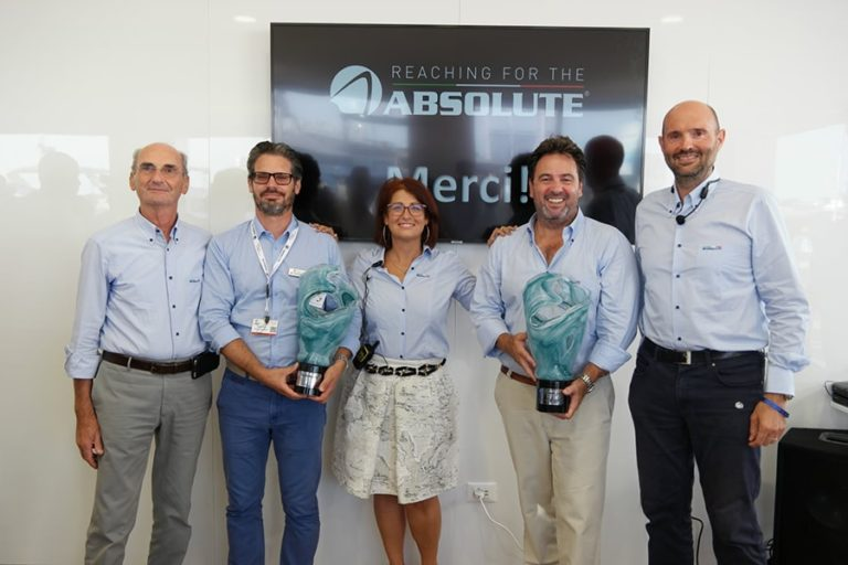 Absolute Yachts premios