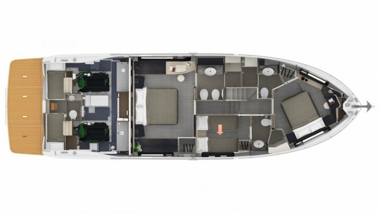 Layout puente inferior navetta 58