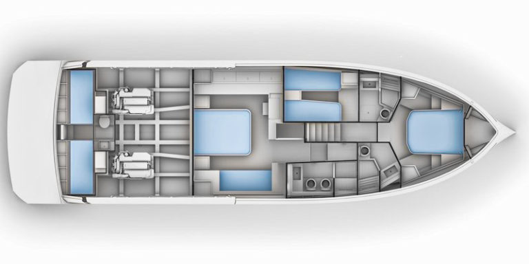 PY60 LAYOUT 2 LOWER DECK