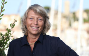 Sylvie Ernoult Cannes Yachting Festival