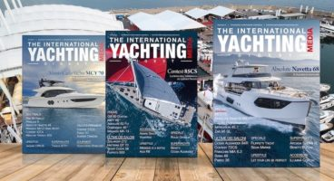 the international yachting media los debutantes del salon